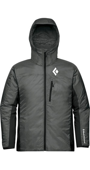 Black Diamond M's Access LT Hybrid Hoody Granite